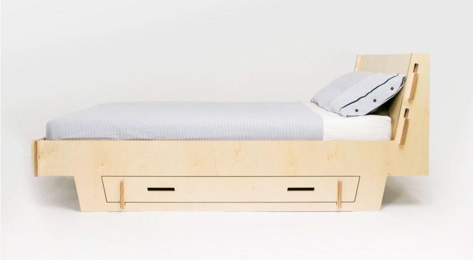 Łóżko nie tylko do spania