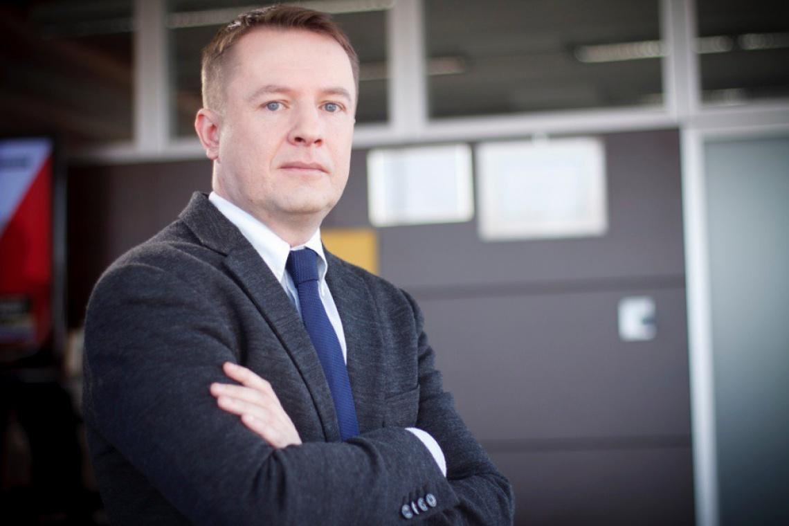 Jarosław Fijałkowski z Real2B o projektach planowanych inwestycji