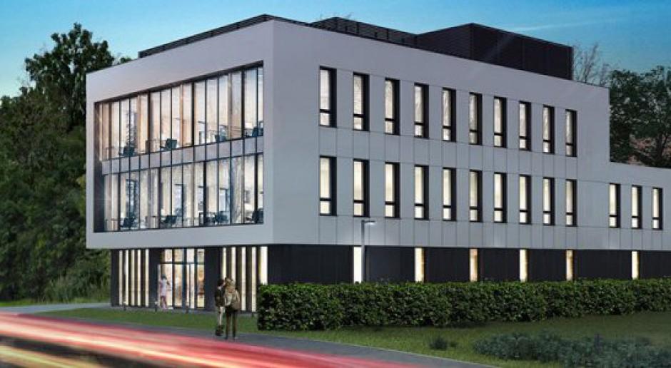 W Warszawie powstaje biurowiec według projektu OPA Architekci