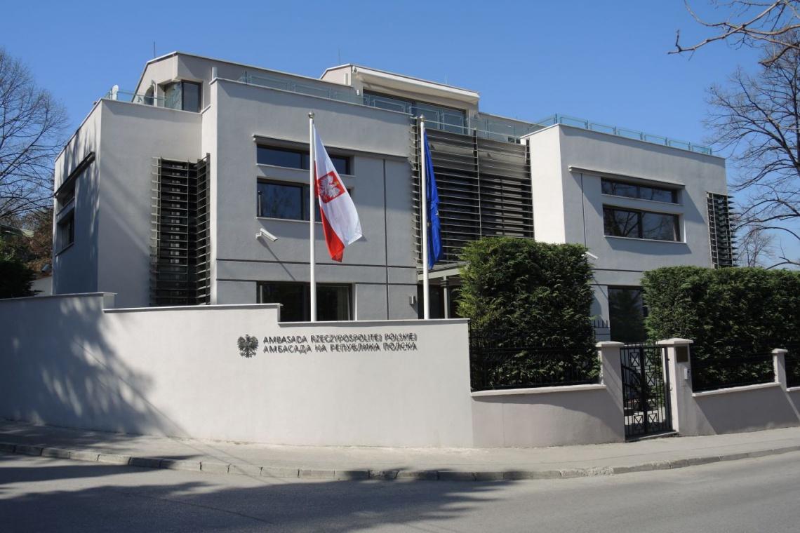 Nowa siedziba ambasady polskiej w Skopje