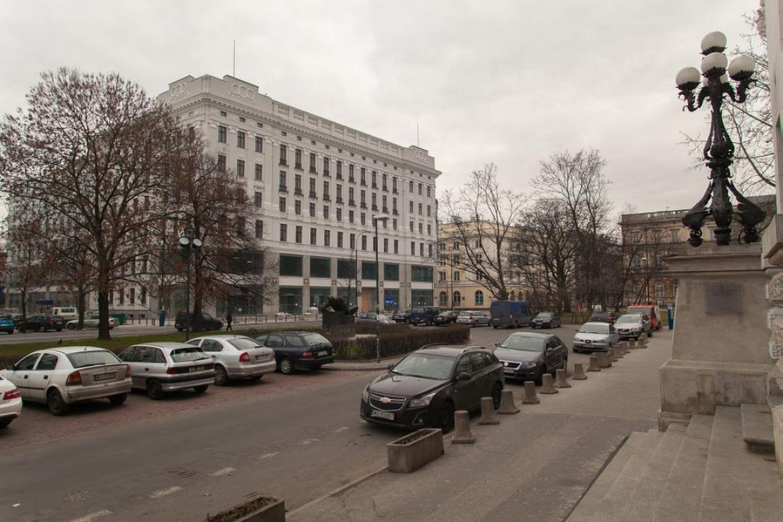 Ponad 200 pracowni chce tworzyć Plac Małachowskiego