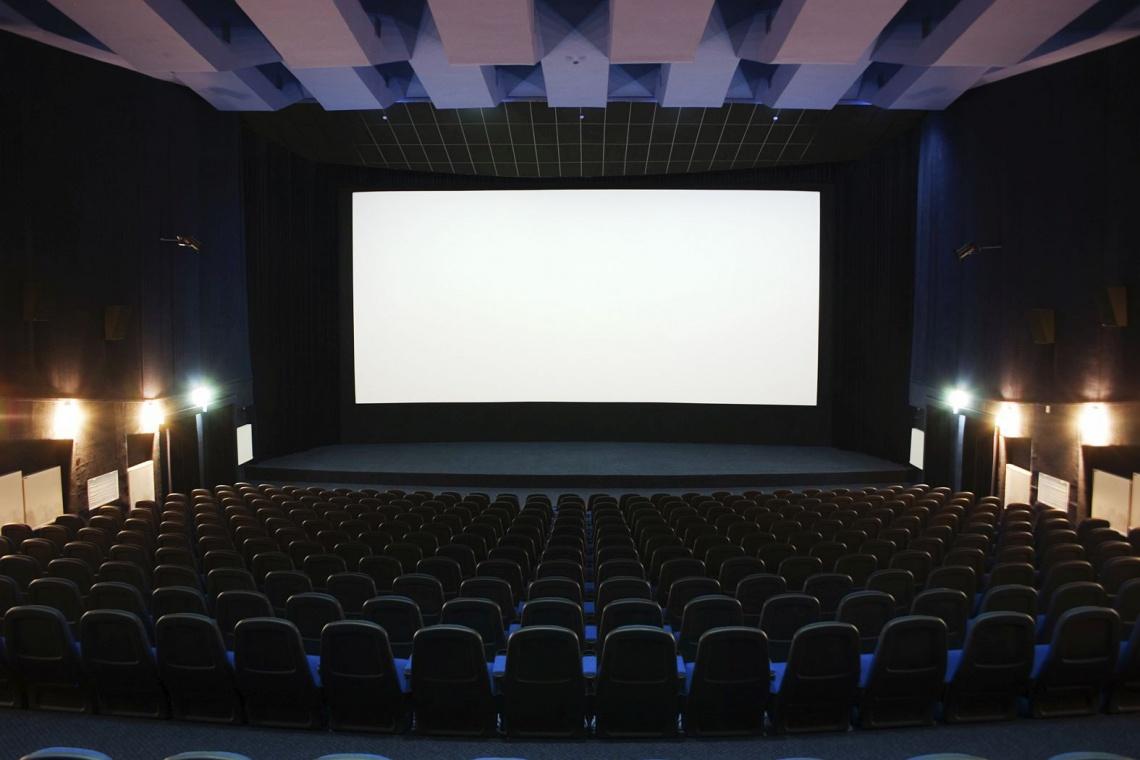 Kino w hotelu
