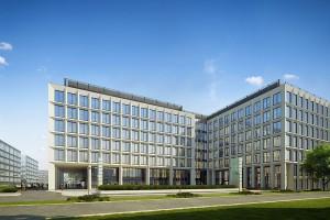 Ekonomiczny i funkcjonalny - Domaniewska Office Hub