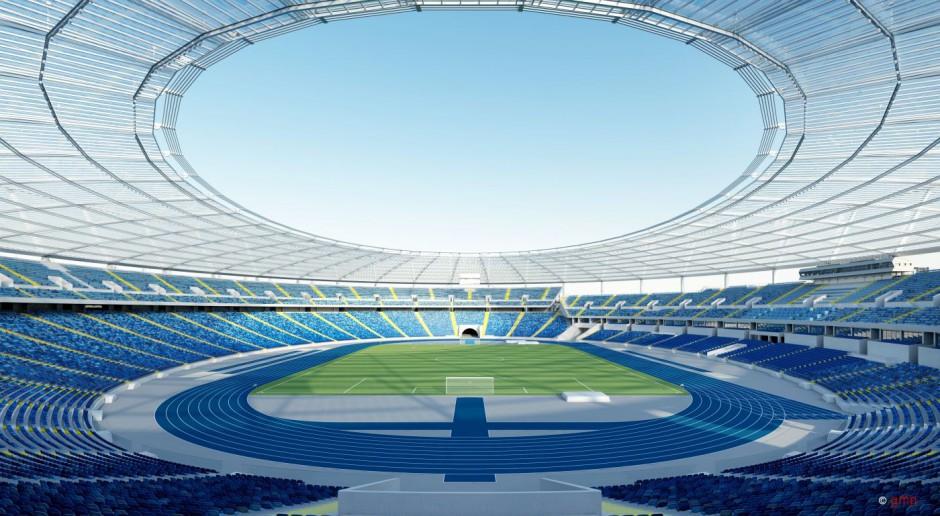 Potrzebny wykonawca zadaszenia Stadionu Śląskiego