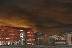 Postępy na budowie Narodowego Forum Muzyki