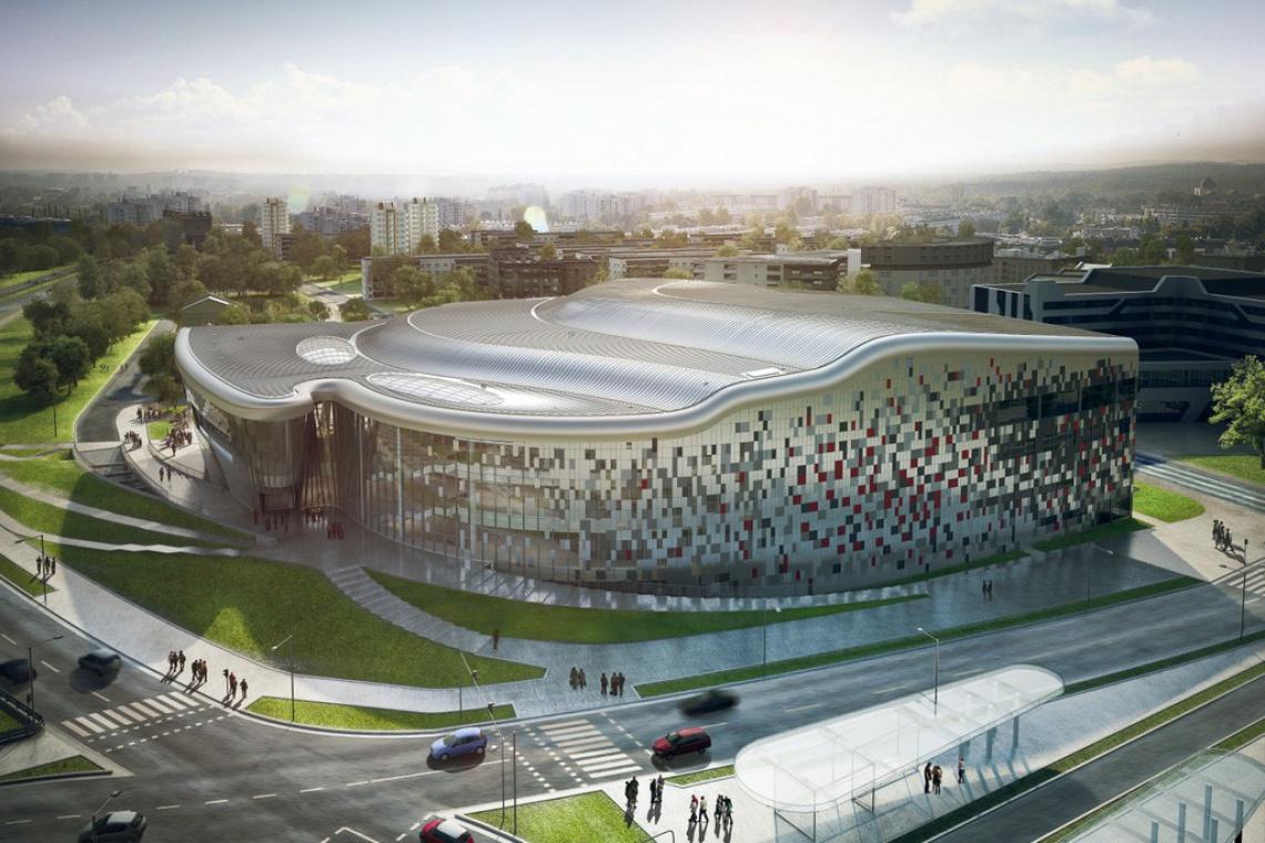 Centrum Kongresowe ICE Kraków - otwarcie z pompą