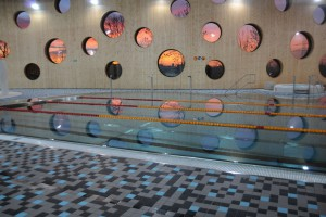 Unikalny projekt pływalni autorstwa pracowni Studium