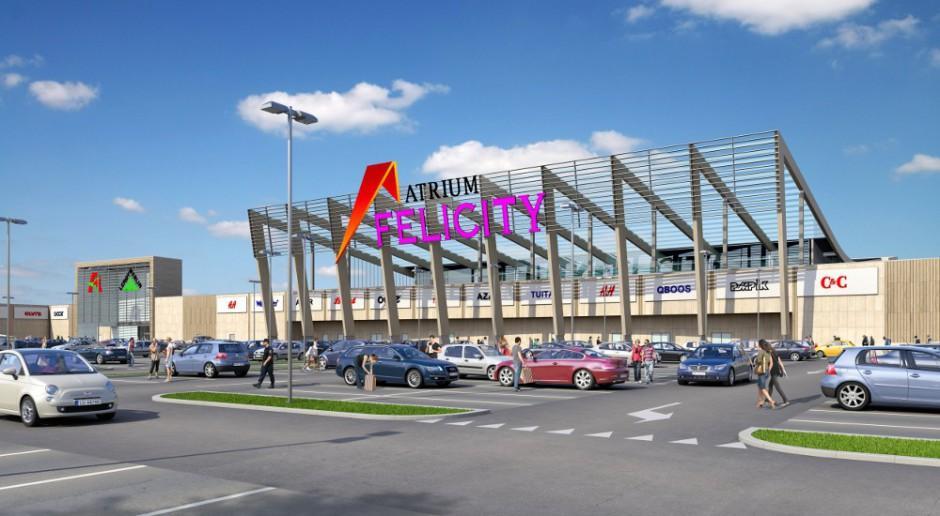 Atrium Felicity ma nominację do Prime Property Prize