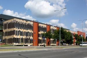 Przyjazna architektonicznie biblioteka w Bydgoszczy