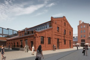 Kwintesencja praskiej architektury - Koneser