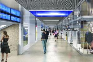 Dworzec Centralny znów się zmieni