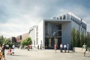 Sopot: nowy dworzec projektu Proconcept z wiechą