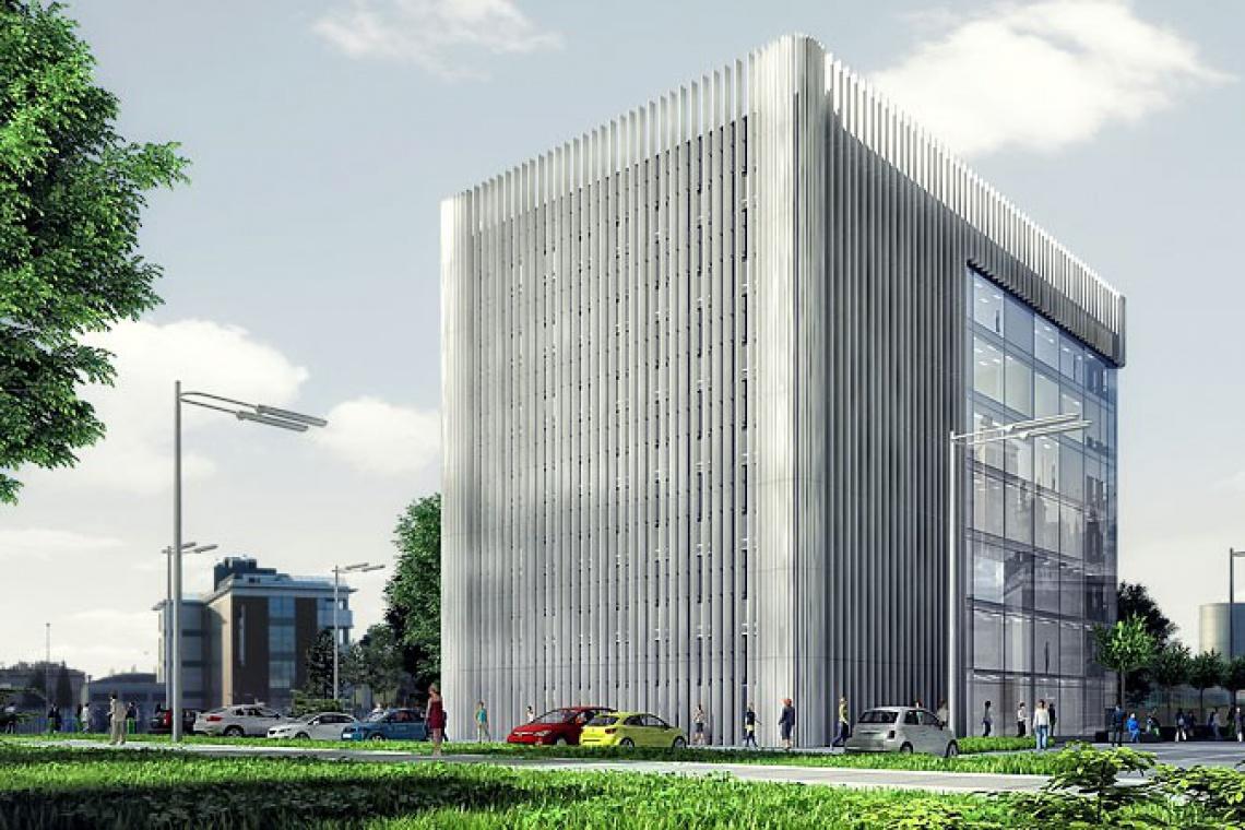Według projektu Indo powstanie biurowiec Green Office Center