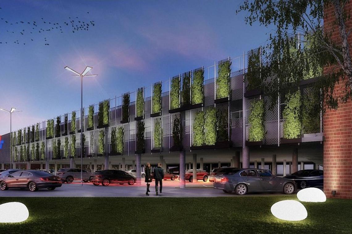 SUD Architekt zaprojektowali, a Budecon zbuduje