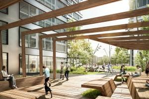 Generation Park na Woli - projektu JEMS Architekci