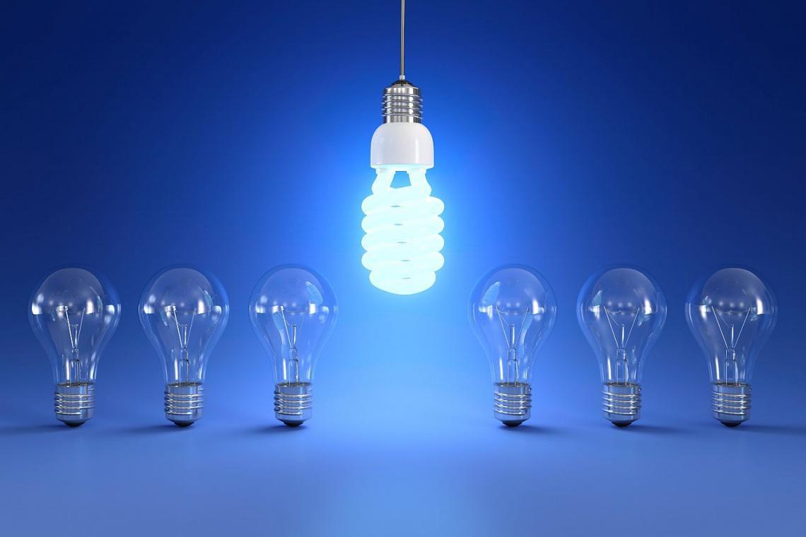 Olsztyn stawia na LED