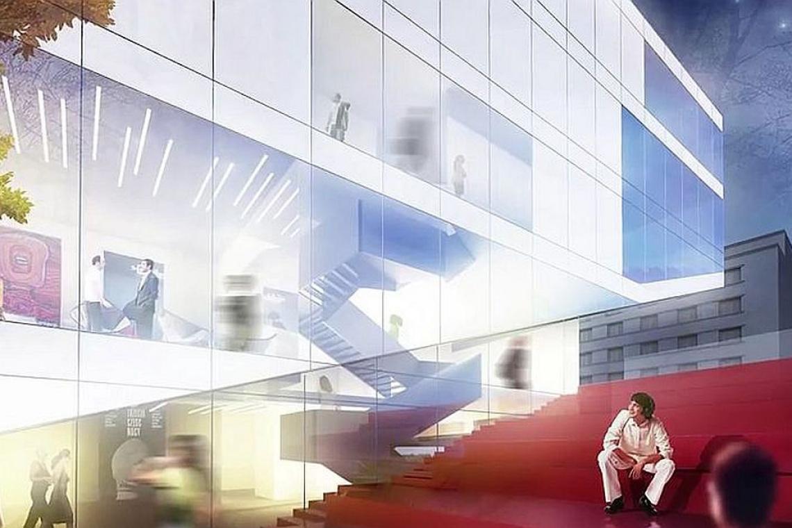 Kolejny etap inwestycji Gdyńskiego Centrum Filmowego