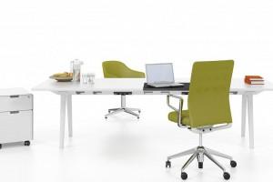 Zakręcone kolory zmienią design biura