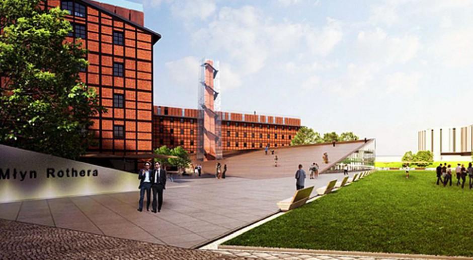 Bydgoszcz konsultuje z mieszkańcami Młyny Rothera