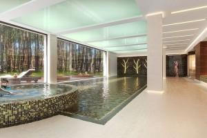 Hotel inspirowany nadbałtycką przyrodą