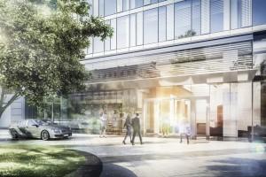 Warbud zaczyna budowę kolejnego biurowca w Warszawie