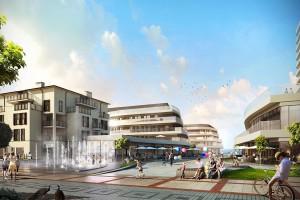 Erbud wybuduje hotel i aquapark w kompleksie Baltic Park Molo
