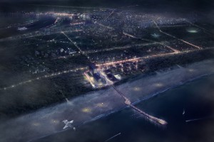 Erbud z Ekonova postawią hotel Baltic Park Molo projektu Płaskowicki & Partnerzy