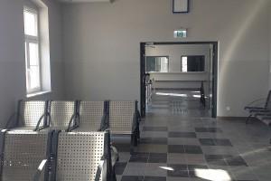 Zmodernizowany dworzec bardziej funkcjonalny i bezpieczny