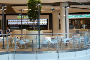 Tak wygląda nowy food court w Blue City