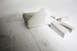 Bałtycki Park Sztuki według pracowni WXCA