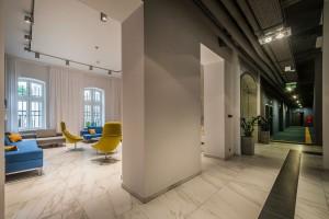 O trendach w projektowaniu przestrzeni hotelowej