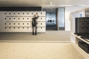 Biuro przyszłości w centrum Warszawy - wideo