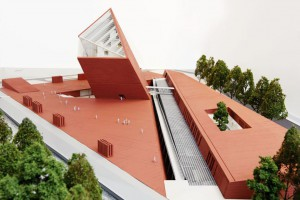 Dzień otwarty na budowie Muzeum II Wojny Światowej w Gdańsku
