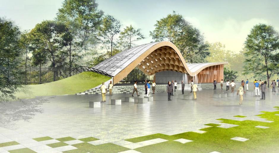 Bytom: wkrótce otwarcie nowego amfiteatru spod kreski plus8.pl