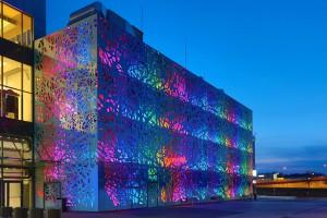 Wszystkie kolory tęczy Galerii Bronowice