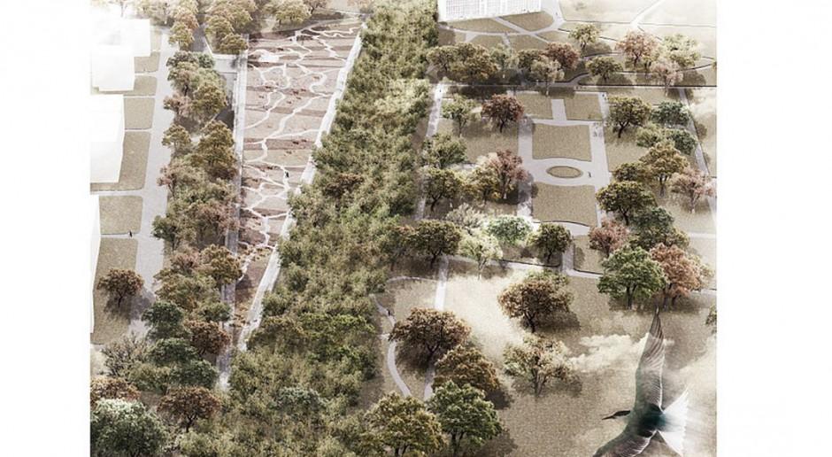 """Ogród XXI wieku będzie """"falującą łąką kwietną"""
