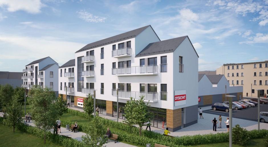 Nowosolanie będą mieli kompleks handlowo-mieszkalny
