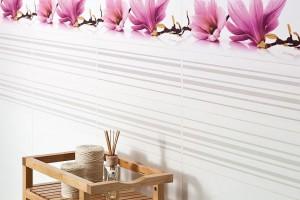 Łazienka może wyglądać kwitnąco