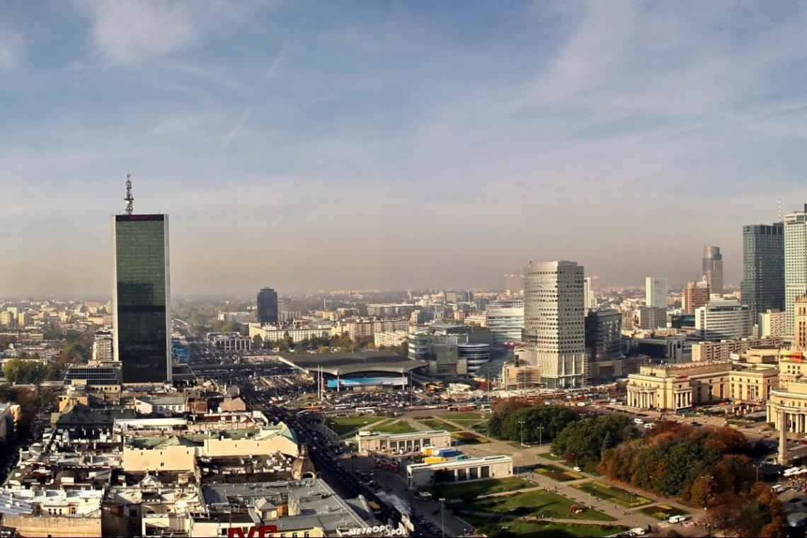 Wielkomiejskie oblicze stolicy
