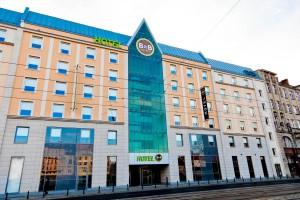 Nieszablonowy projekt hotelu we Wrocławiu
