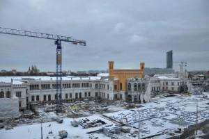 Zobacz jak zmieniał się Dworzec Wrocław Główny