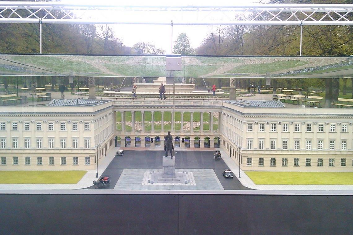 Co dalej z odbudową Pałacu Saskiego?