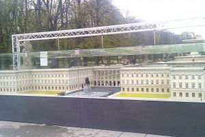 Nowy projekt Pałacu Saskiego byłby bardziej nowoczesny i radykalny