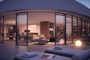 To jeden z naszych najbardziej futurystycznych projektów