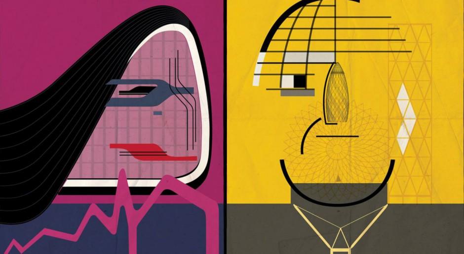 Nietypowe portrety światowych architektów - rozpoznajecie ich?