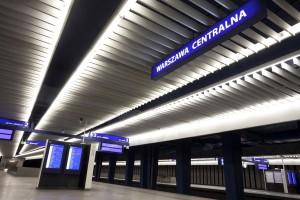 Który dworzec stolicy przeszedł największą metamorfozę?