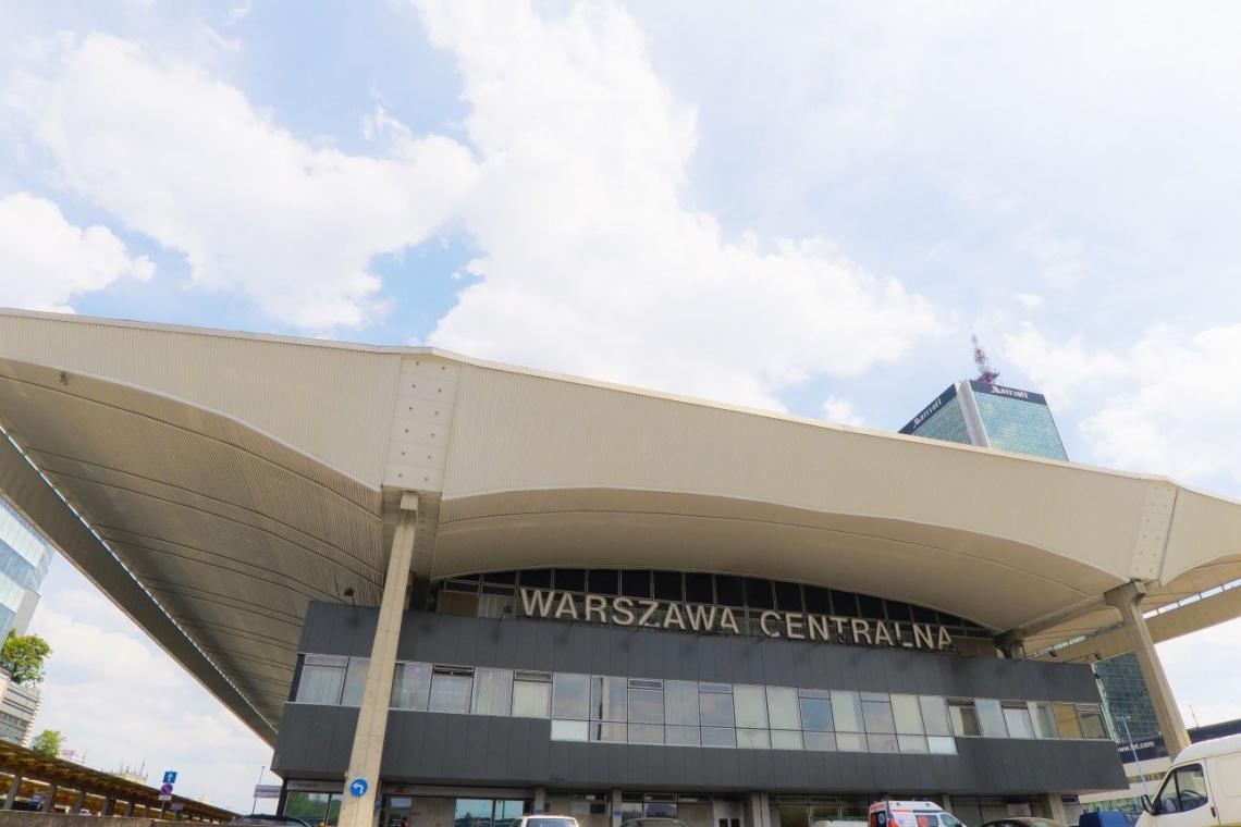 Warszawa: Szykuje się ocieplanie Dworca Centralnego