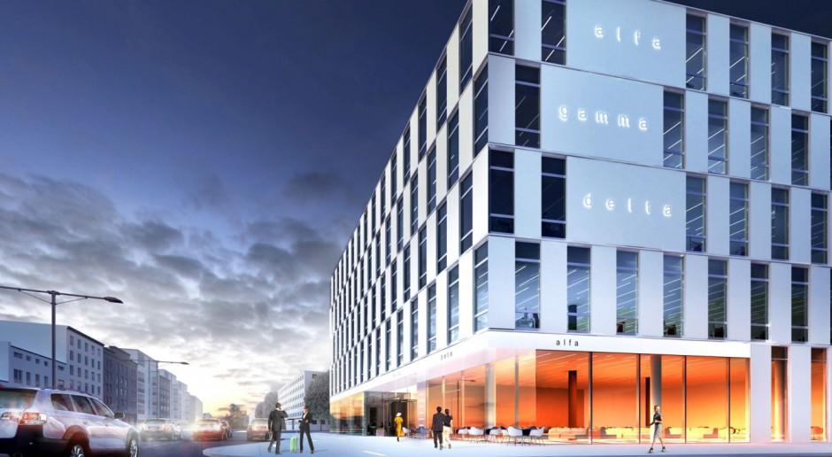 Biurowiec otwarty na Gdynię