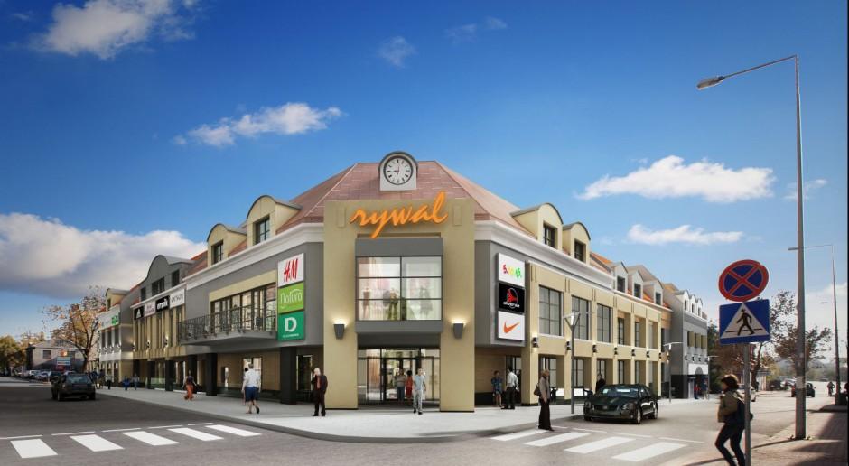 Za dwa miesiące zakończy się rozbudowa Galerii Rywal