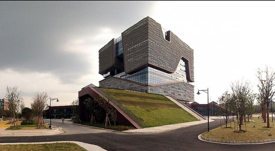 Uniwersytet inspirowany chińskim kamieniem